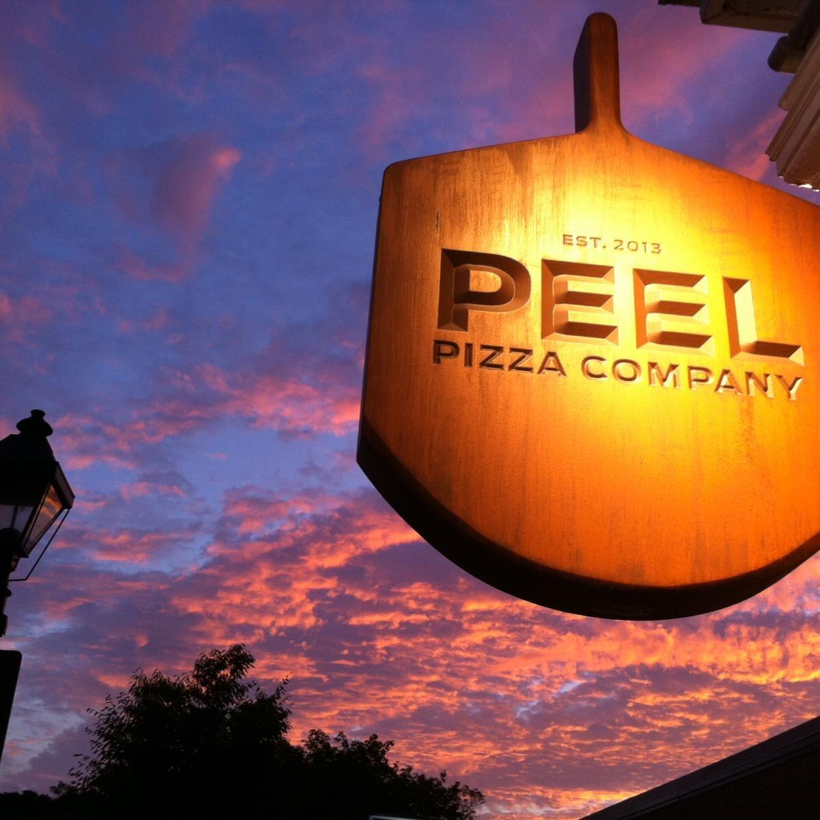 Rustic Kitchen Hingham Menu: Peel Pizza Company-Hingham, Cohasset, Duxbury, Milton MA